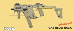 Kriss Vector Tan GBB SMG